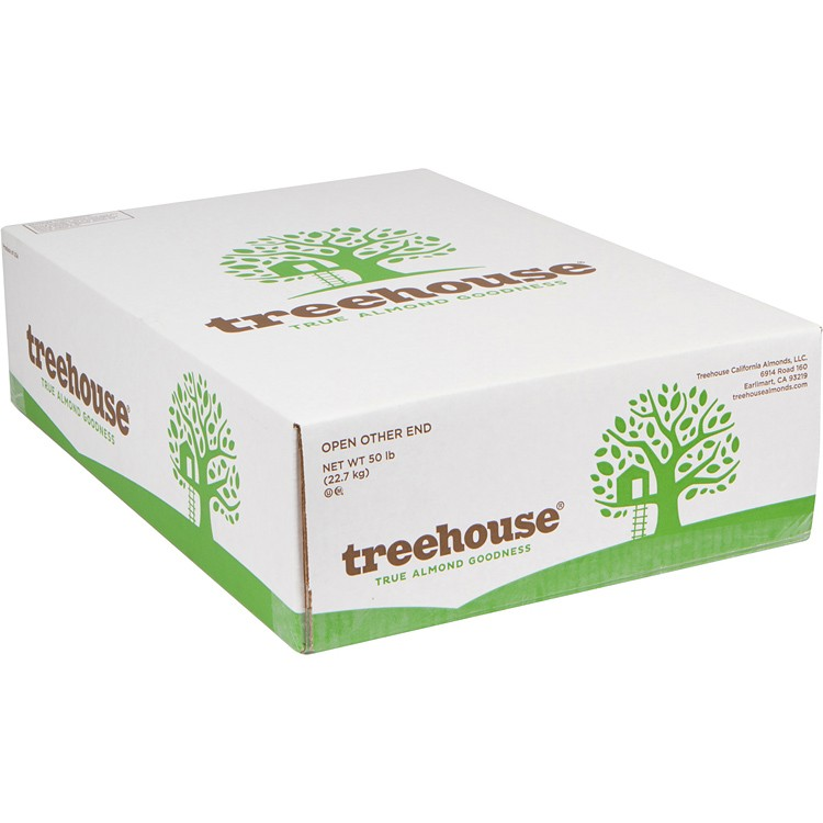 Delightful Treehouse Almonds Part - 1: Raw Whole Almonds; Raw Whole Almonds; Raw Whole Almonds