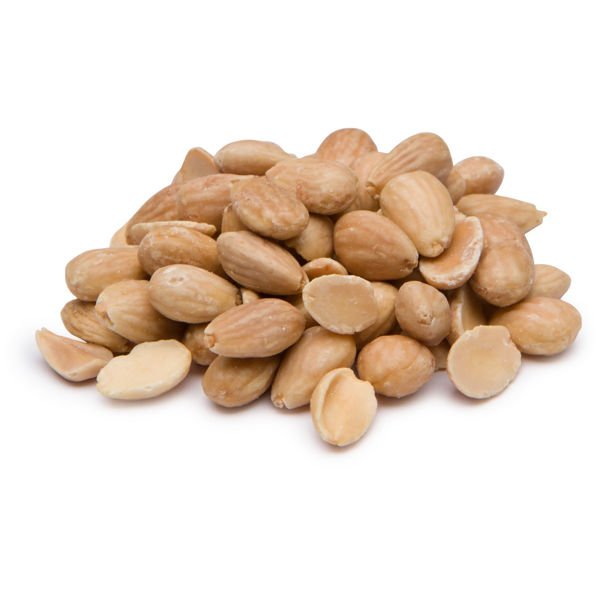 Dry Roasted Blanched Almonds