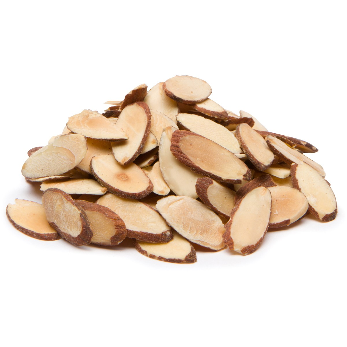 Dry Roasted Natural Thick Slice Almonds