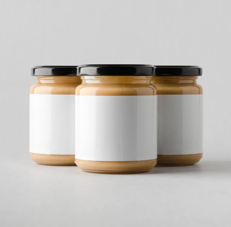 Private Label Retail Almond Butters